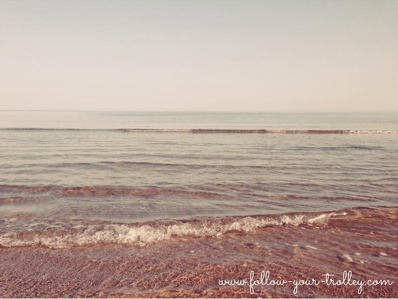 FYT Reiseblog in Lignano, Italien Strandfoto5