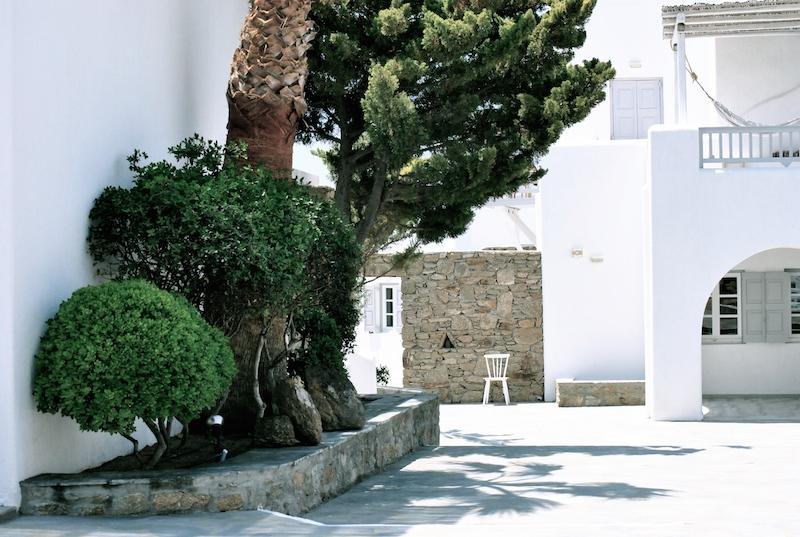 Designkulisse San Giorgio Hotel