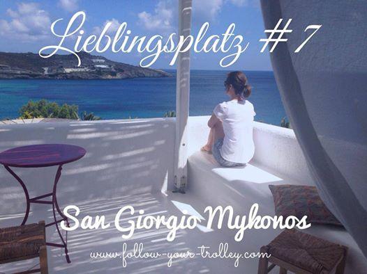 Lieblingsplatz San Giorgio Hotel Mykonos - Designhotel