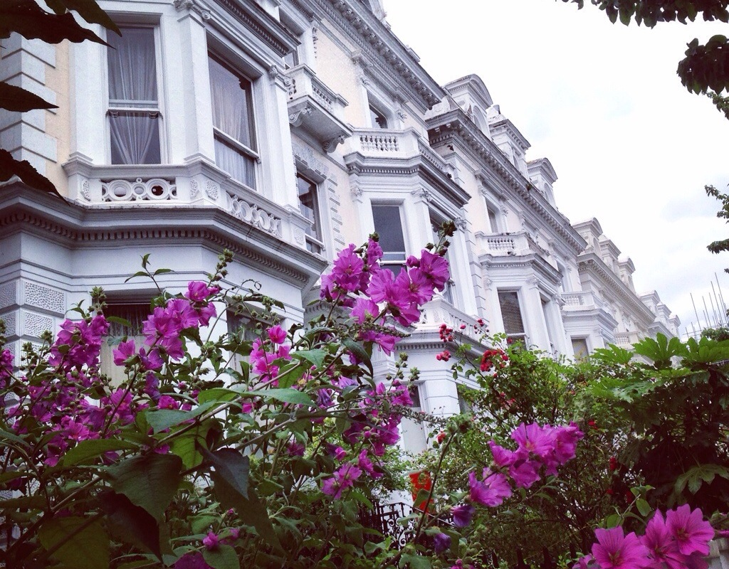 Notting Hill Villen London