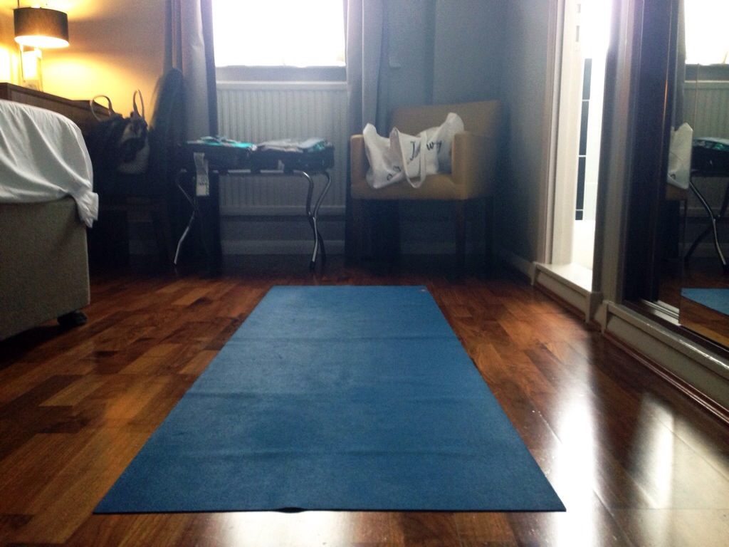 Hotel Yoga Mornington Hotel Hyde Park in London