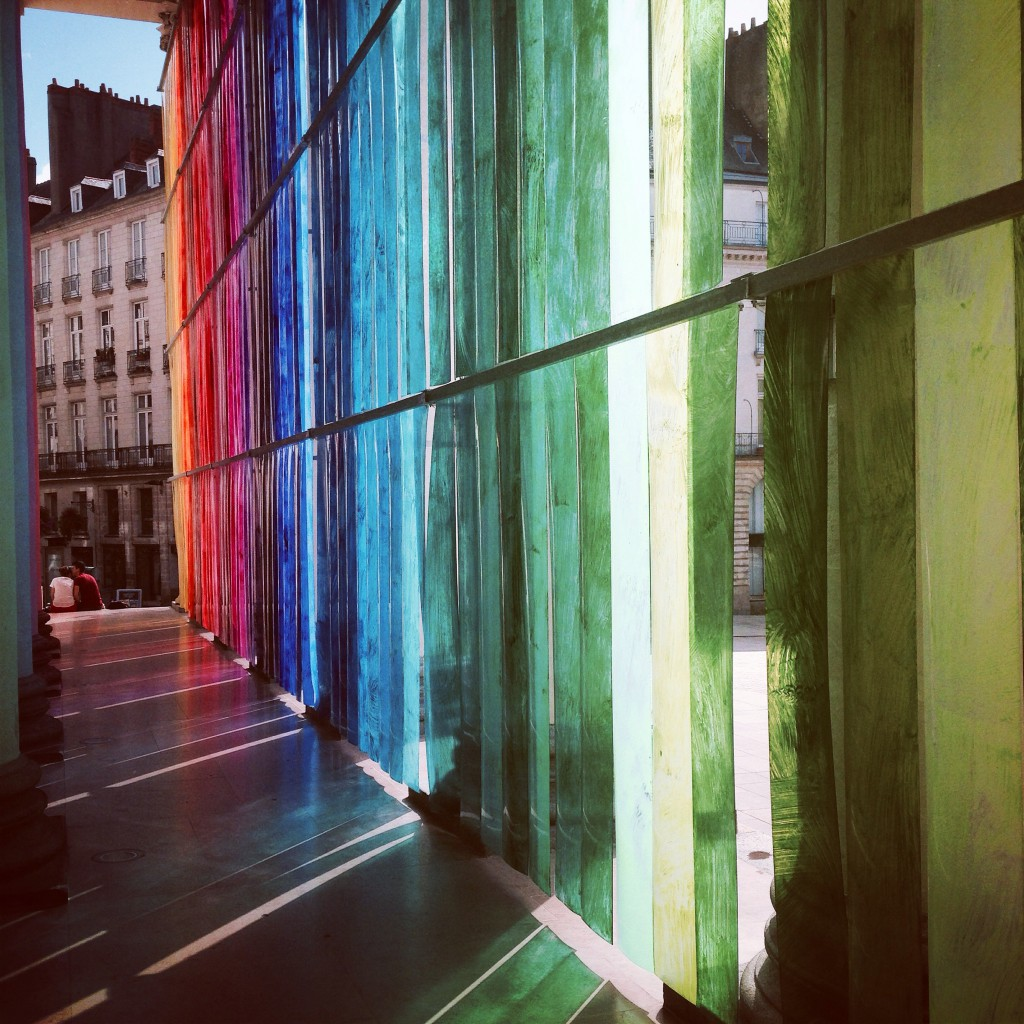 Oper in Nantes, Frankreich