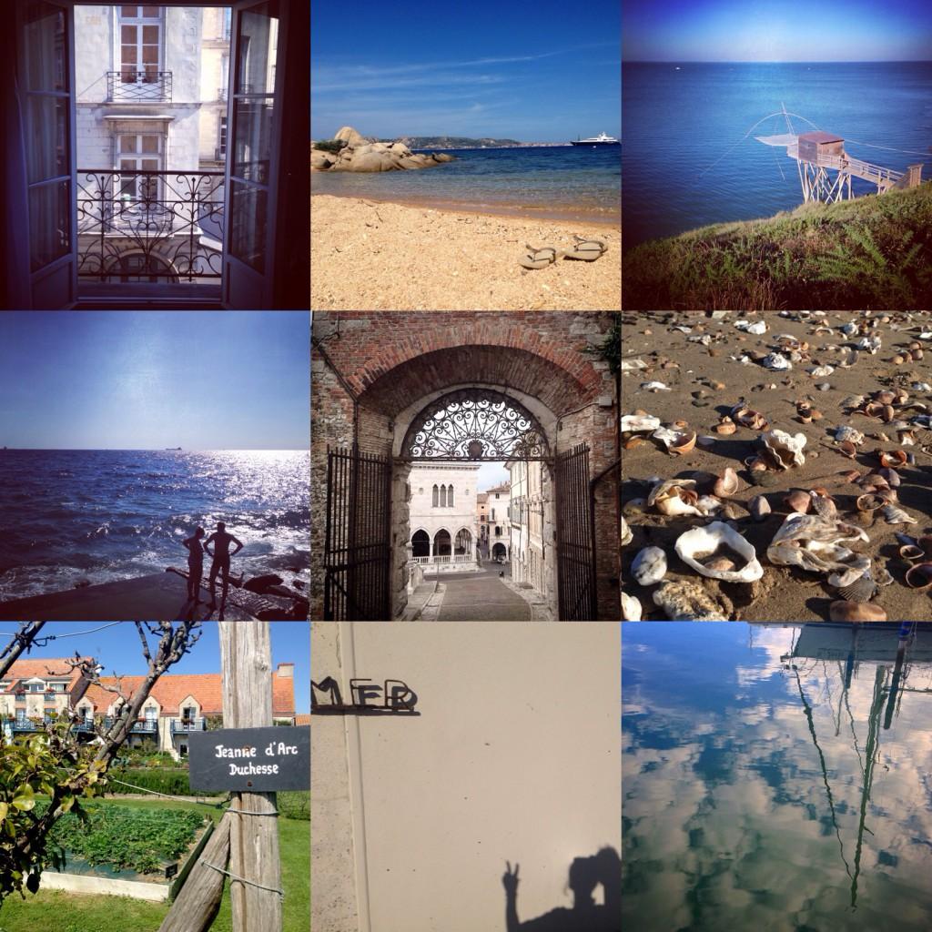 Reisen im August: Atlantik und Mittelmeer