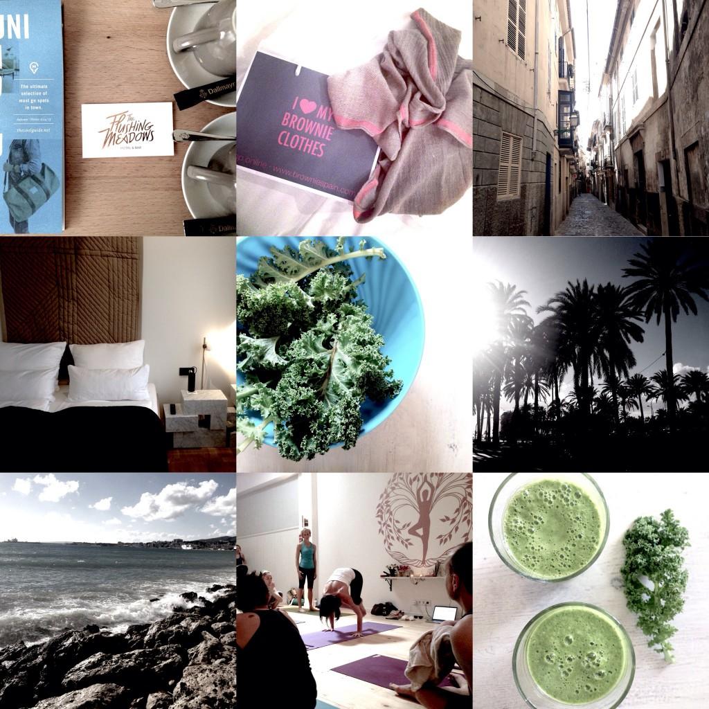 Kurztrips im November: Designhotel München und Yogastudio auf Mallorca