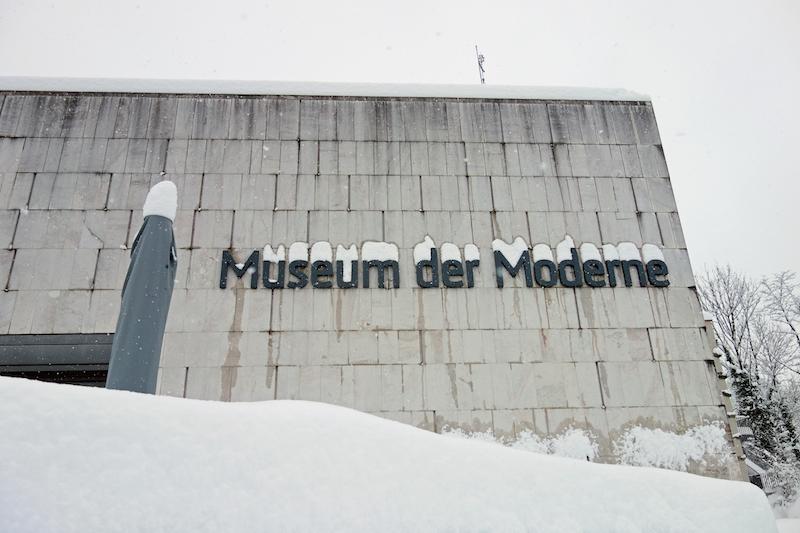 Museum der Moderne Salzburg Dezember