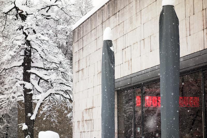 Museum der Moderne Salzburg Winter
