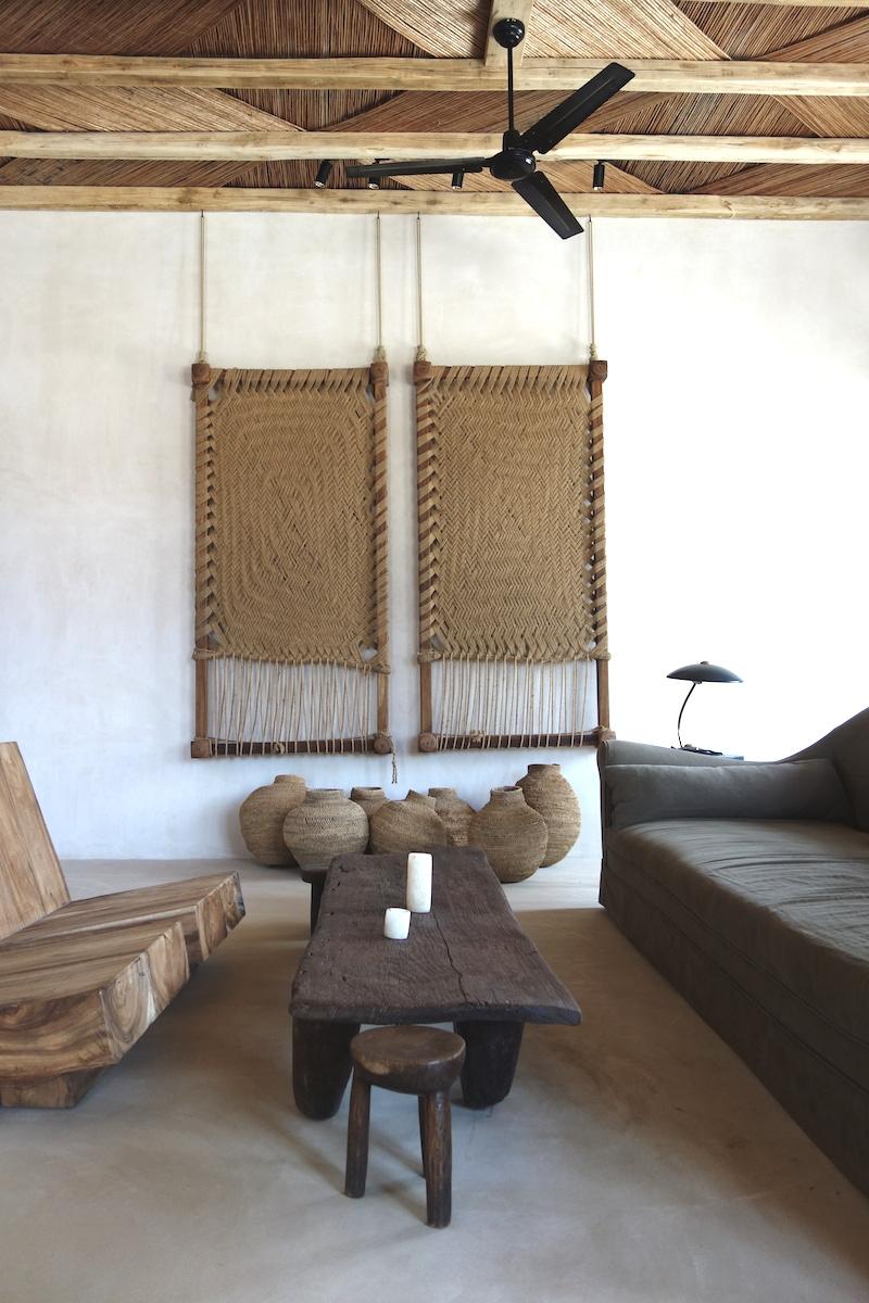 livingroom scorpios mykonos