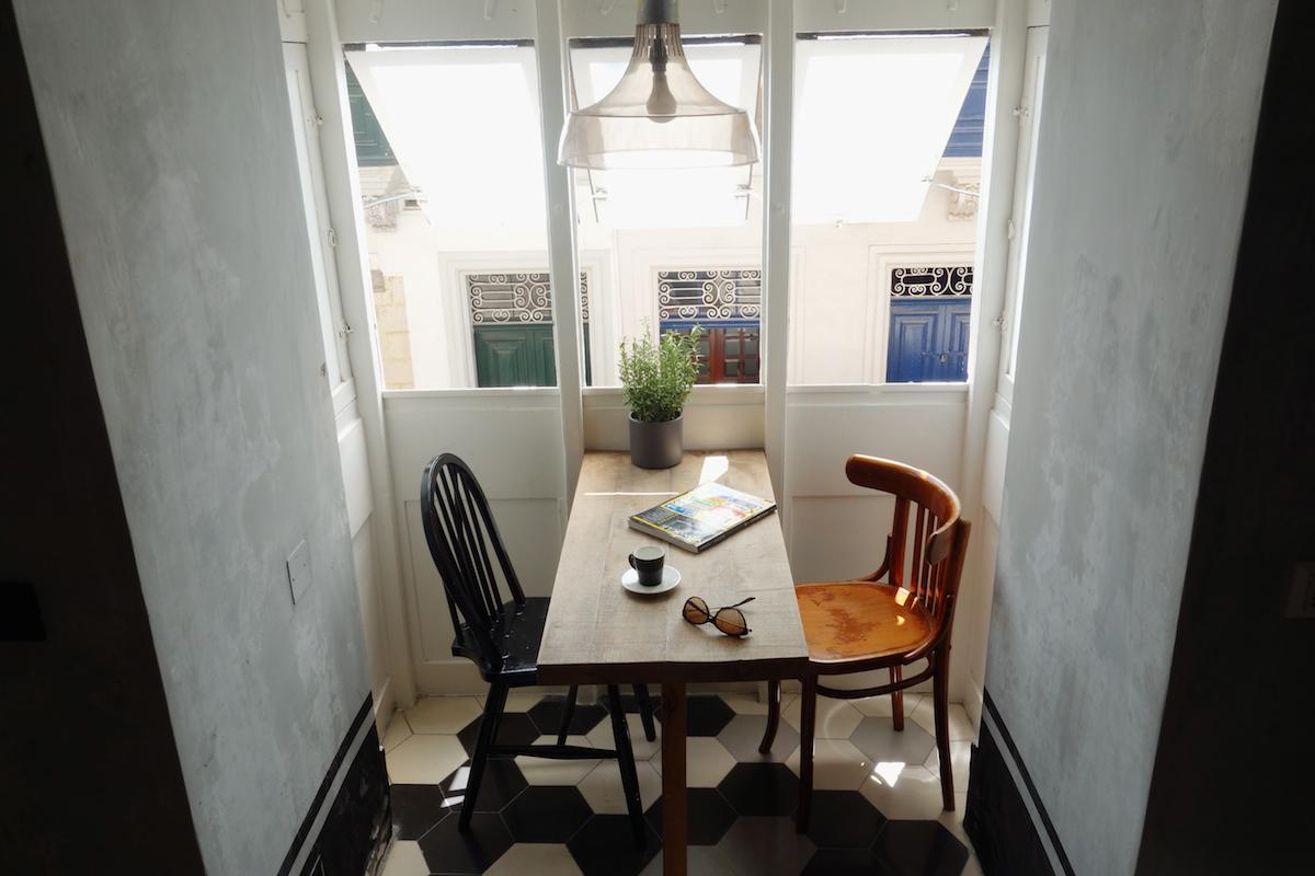 Wohnung mit maltesischem Balkon Valletta Malta