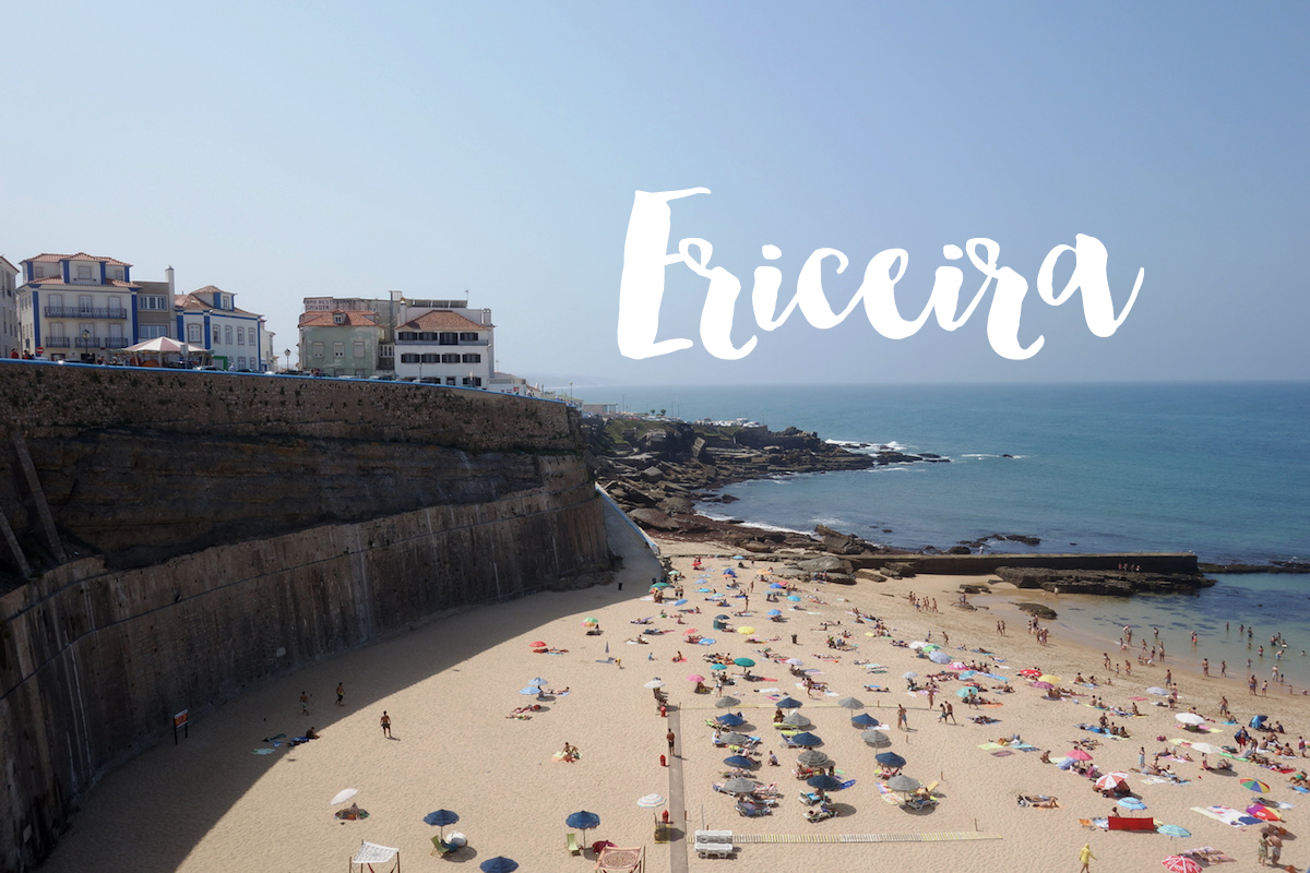 Strand Ericeira Portugal_titel