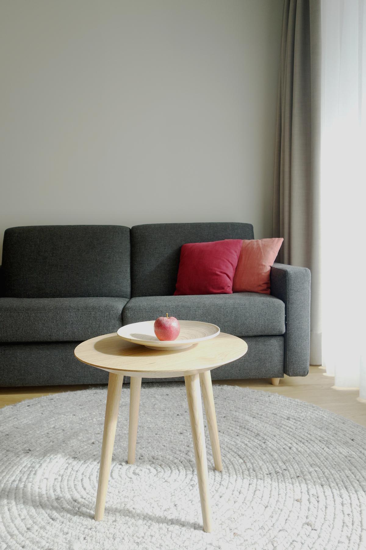 Designsofa Hotelzimmer Schwarzschmied