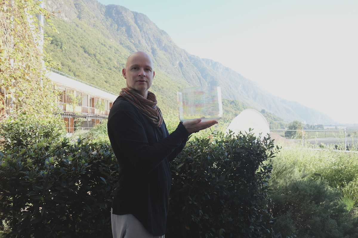 Rene Hug Theiners Garten Yogaretreat YOGAdelight
