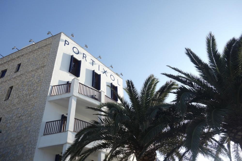 Design Hotel Portixol Palmen Mallorca