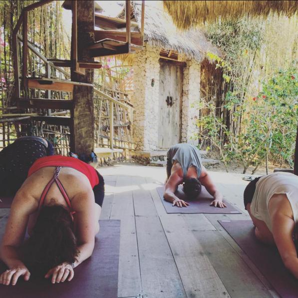 Yoga Bali Melissa Indojunkie