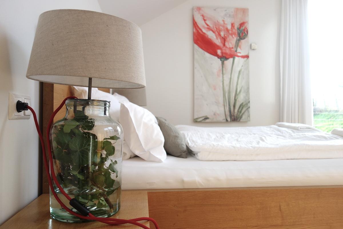 schlafzimmer pures leben ferienhaus steiermark