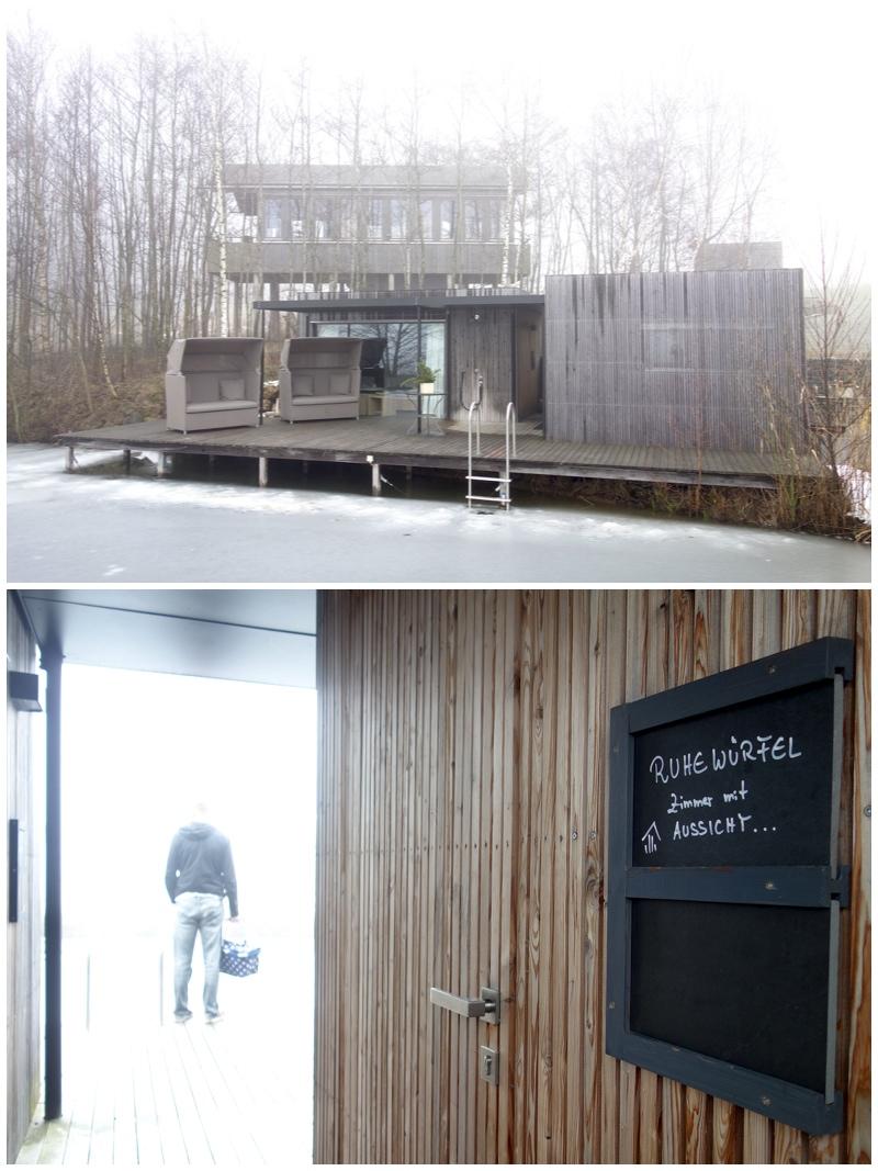 wellness winter am see ferienhaus
