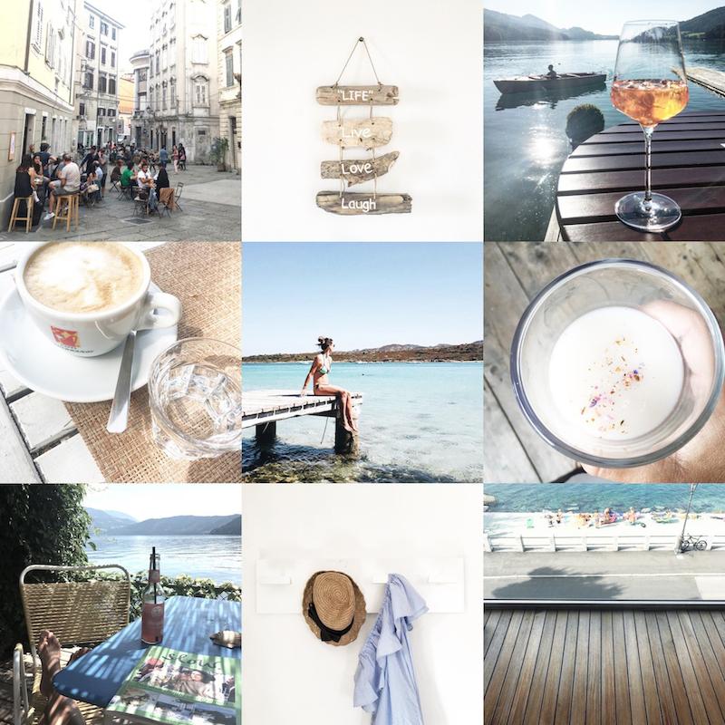 A Flashpackers Life im Juli16_Sardinien Triest Wolfgangsee Fuschlsee