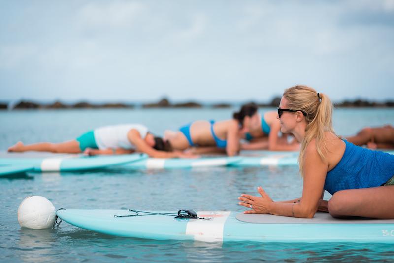 supyoga yogagirl rachel brathen aruba