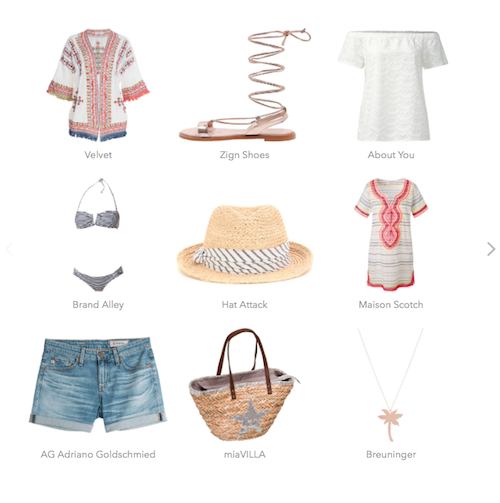 FYT Reisen mit Stil Style Inspirations