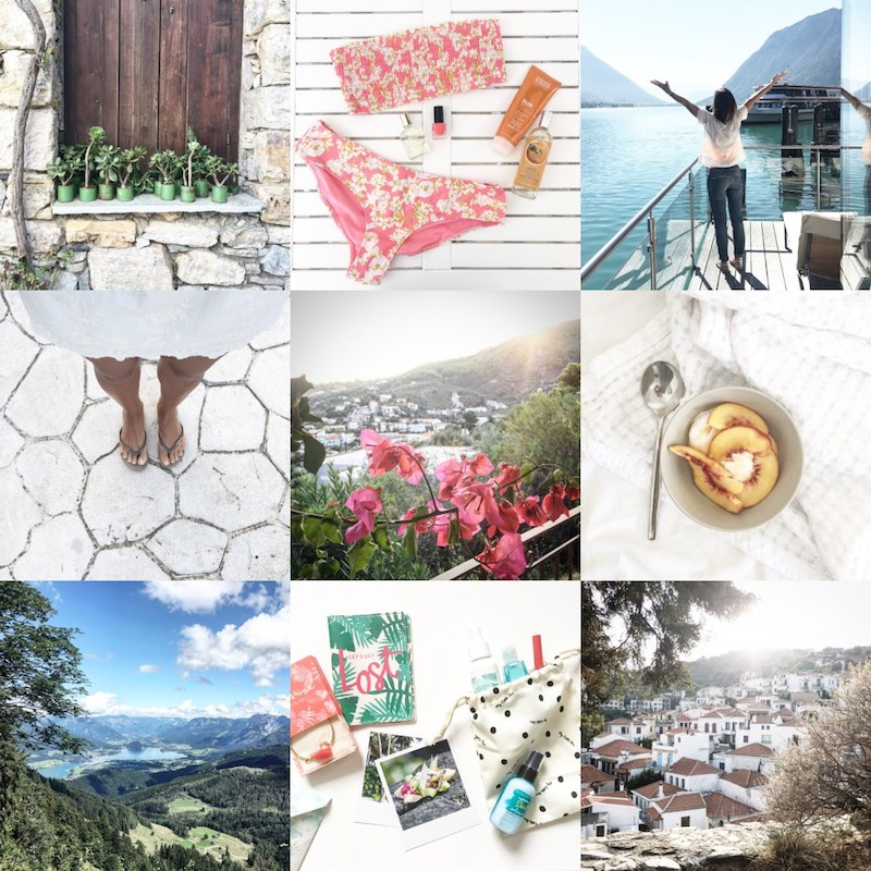 A flashpackers life august greece oesterreich meer berge seen