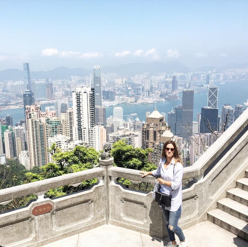 ausblick hongkong