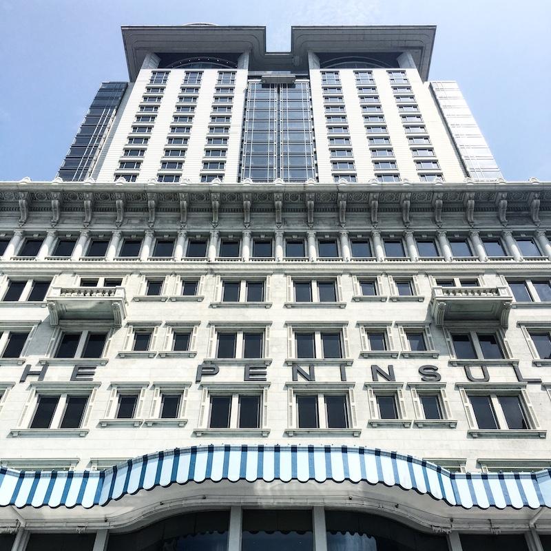 peninsula hotel hongkong