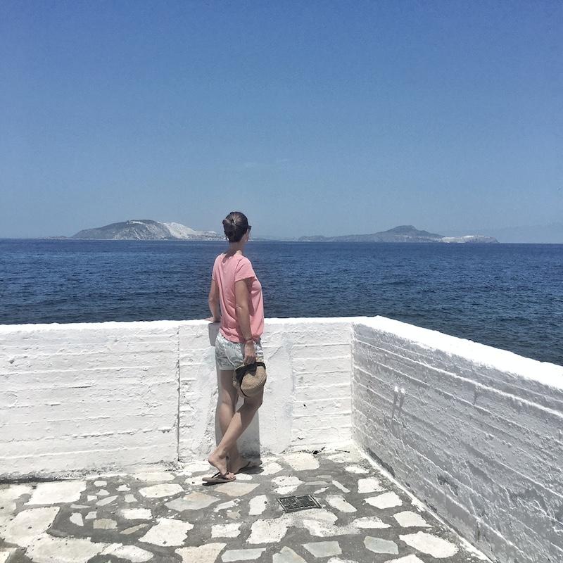 Insel Nisyros Greece