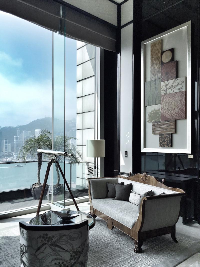 Suite The Peninsula Hotel Hongkong