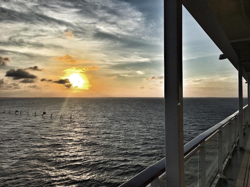sunset vietnam ms europa 2