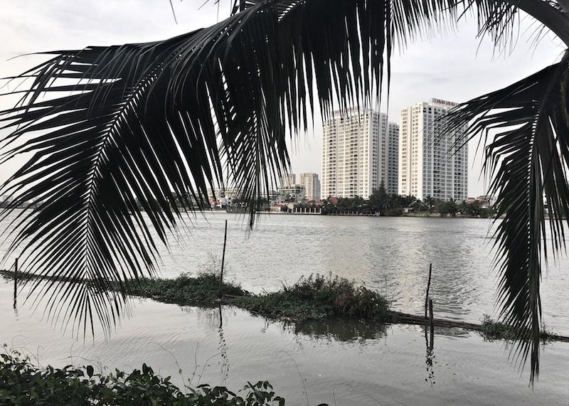 waterfront saigon