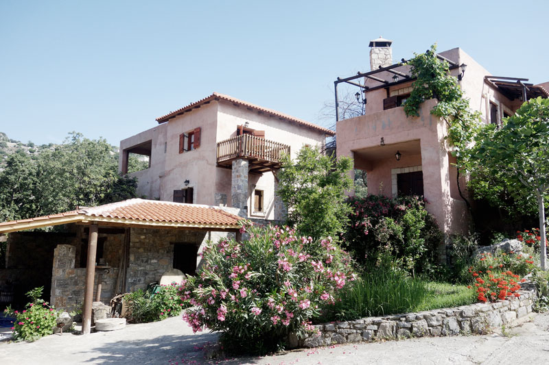 Eco-Village-Enagron-Kreta