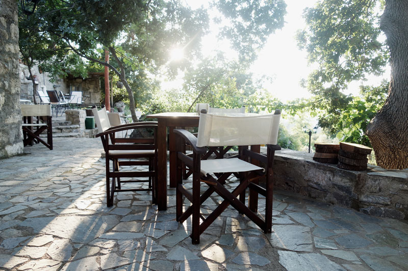 Garten-Enagron-Ecovillage-Kreta