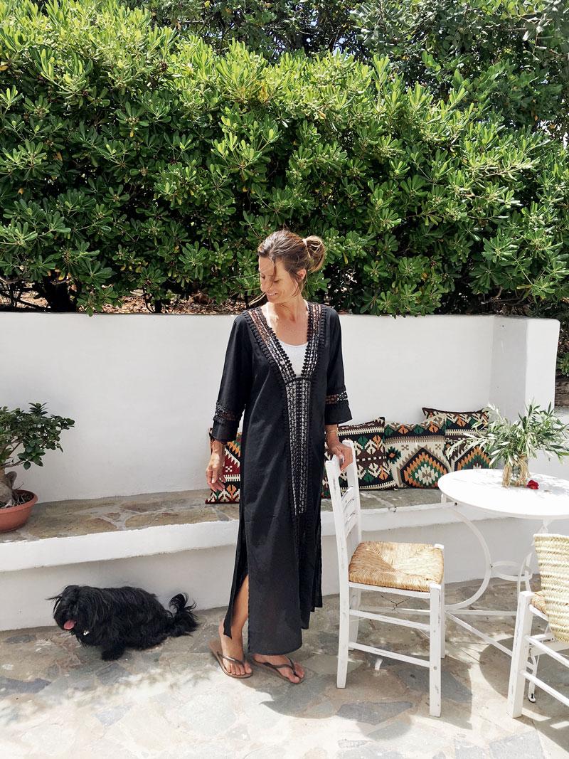 Jeanette Reiseblogger auf Kreta