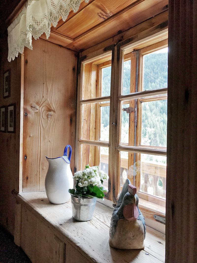 Fenster-Gasthof-Gsteier