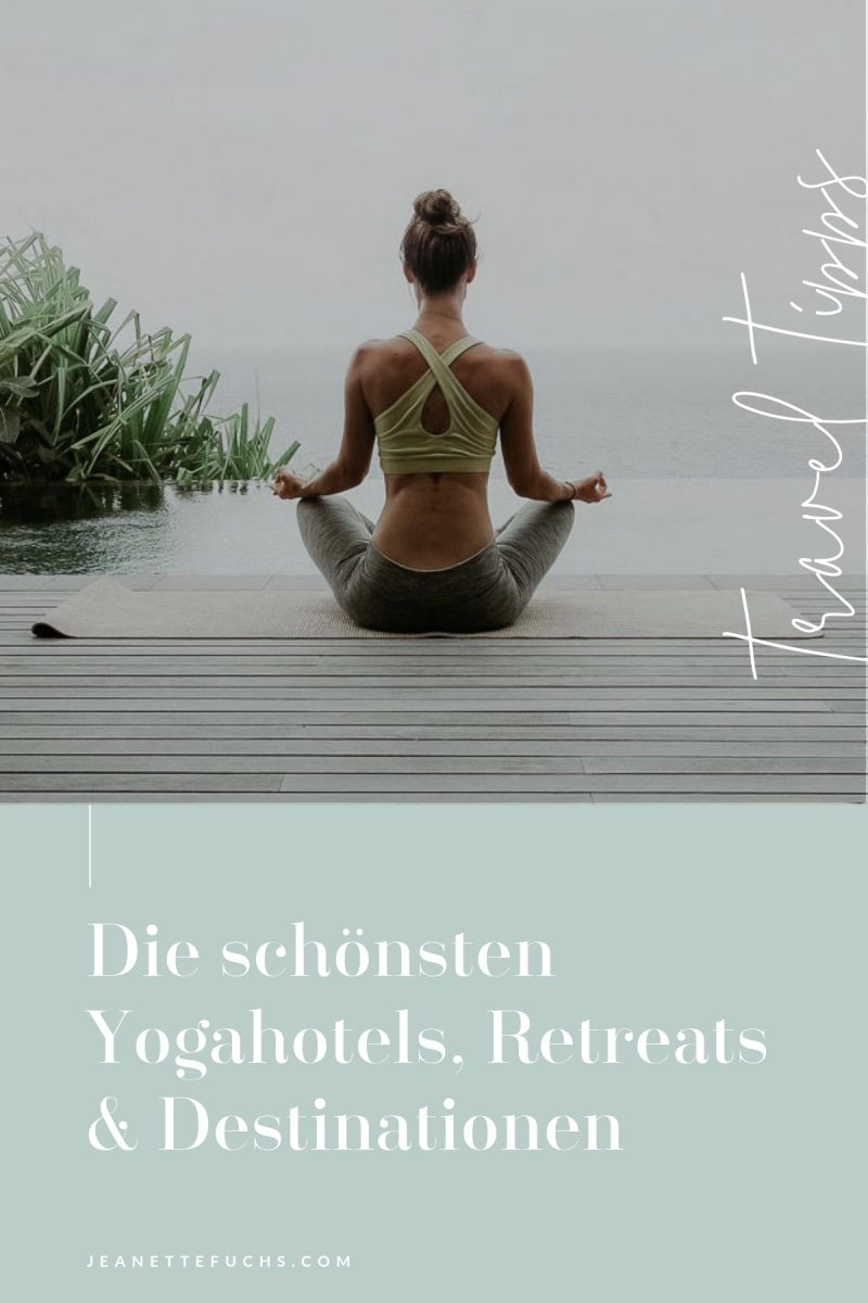 top yogahotels yogaretreats