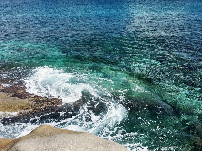 Farben-Meer-Seychellen