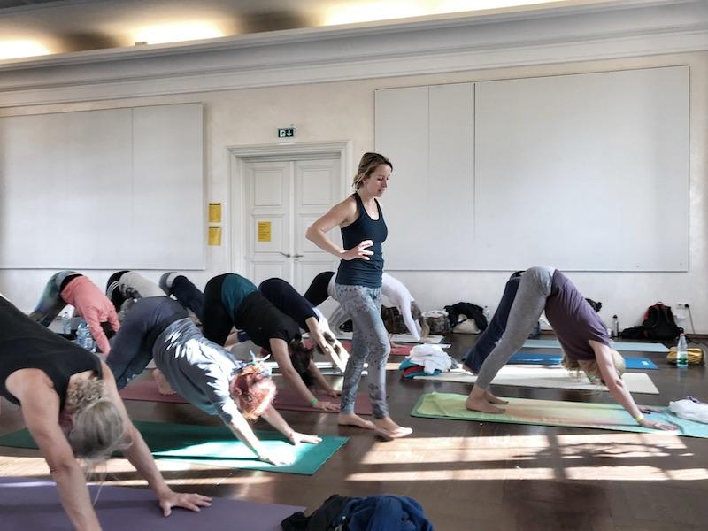 Antje Schulze Yoga Wuerburg