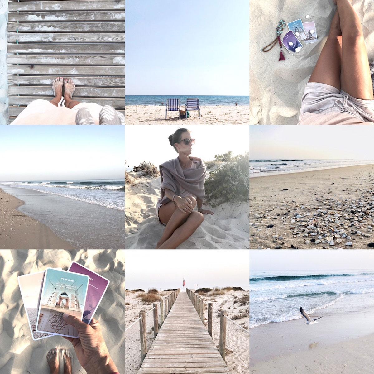 Algarve Strand Impressionen