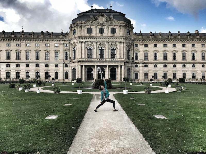 Yoga Residenz Wuerzburg