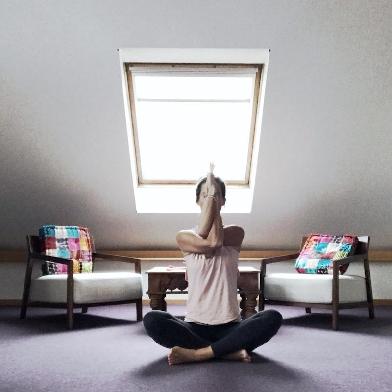 Yogagutschein Weihnachten