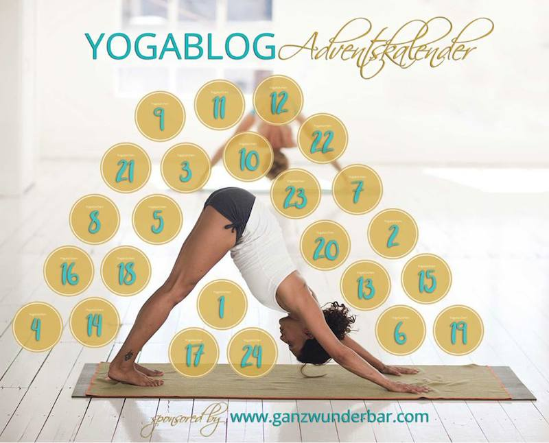 yoga adventkalender 2017