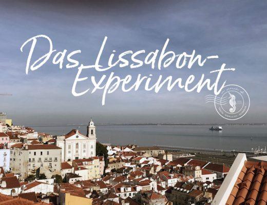 Soloreise nach Lissabon