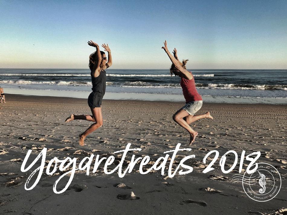 Yogaretreats Empfehlungen weltweit 2018