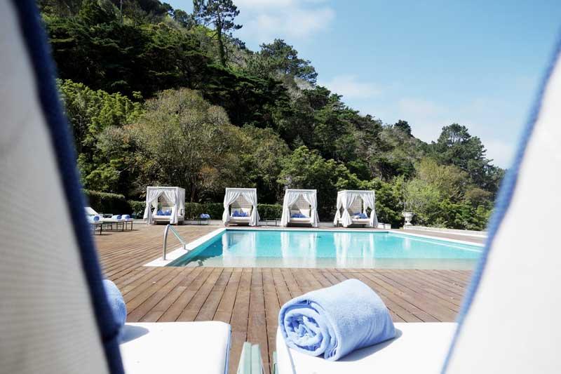 Pool Yogaretreat Sintra Tivoli Palacio de Seteais