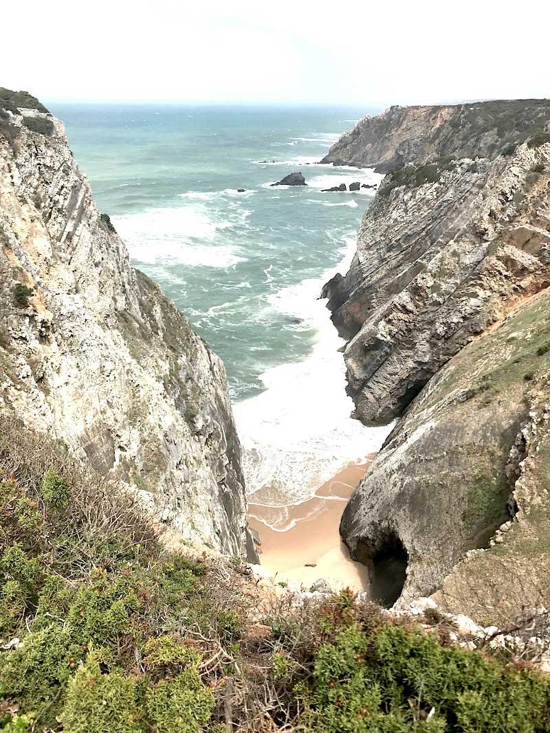 Wandern am Cabo da Roca in Portugal – westlichster Punkt Europas