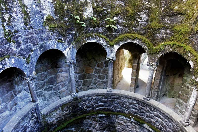 Quinta da Regaleira Sintra Istagram Highlight