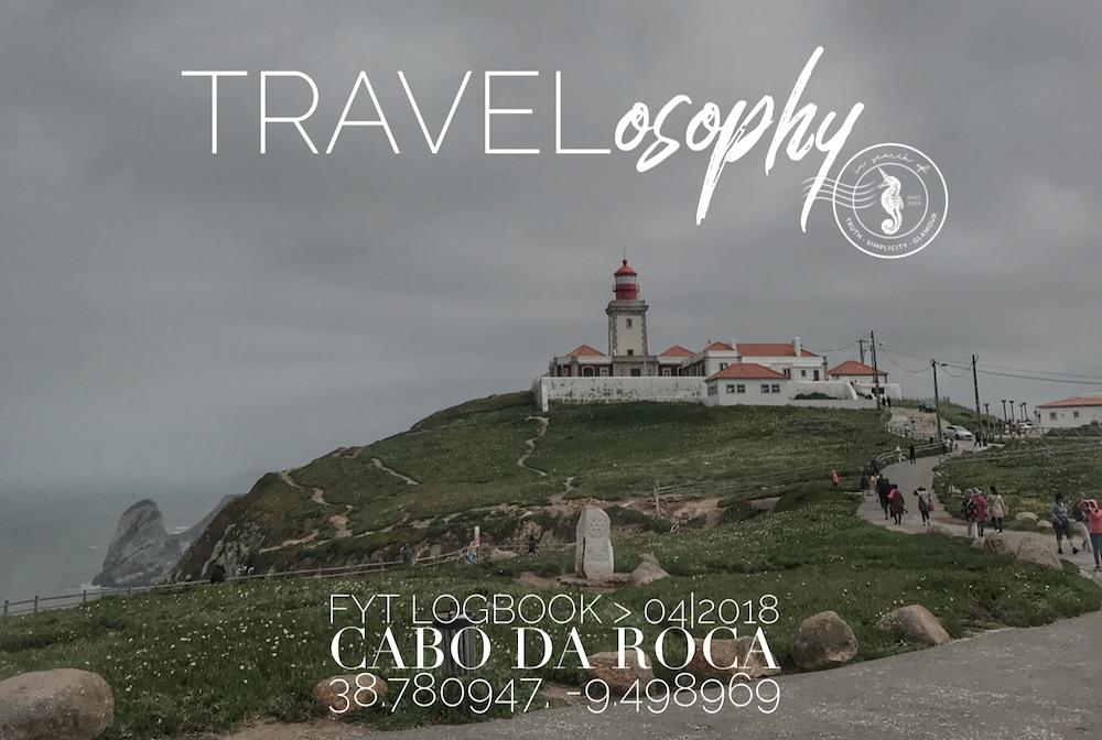 Cabo da Roca westlichster Punkt Europas