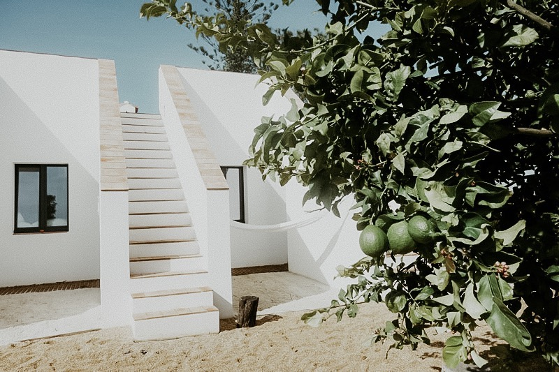 Designhotel an der Algarve