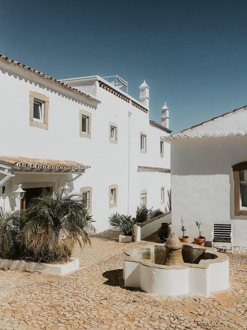Bed & Breakfast mit Charme und Charakter an der Algarve