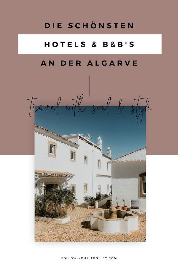 Die schönsten Hotels an der Algarve Faro Olhao Tavira