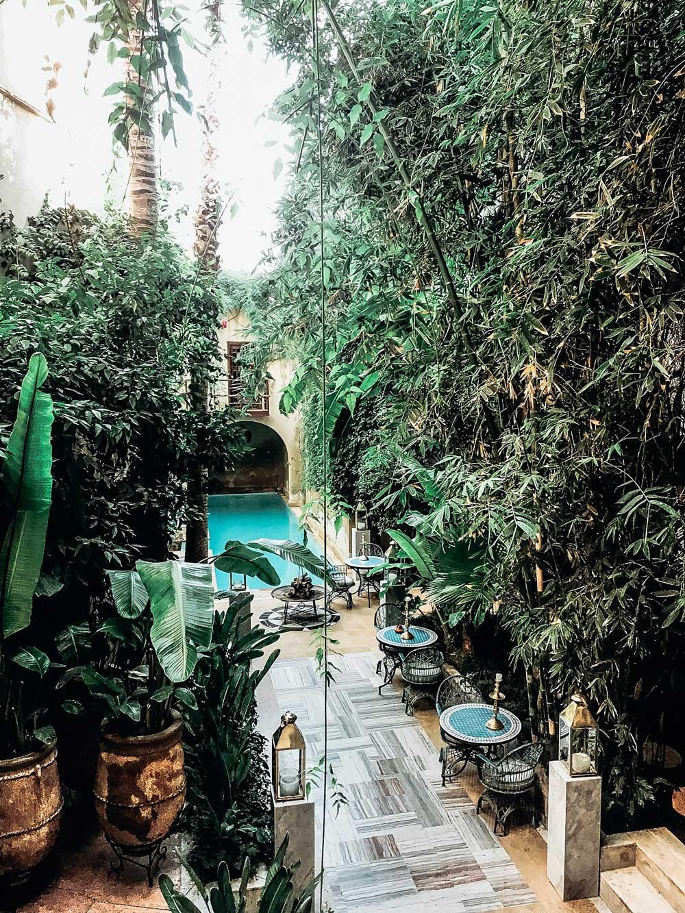 Hotspots Marrakesch